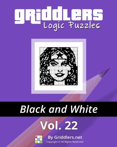 9789657679364: Griddlers Logic Puzzles: Black and White (Volume 22)