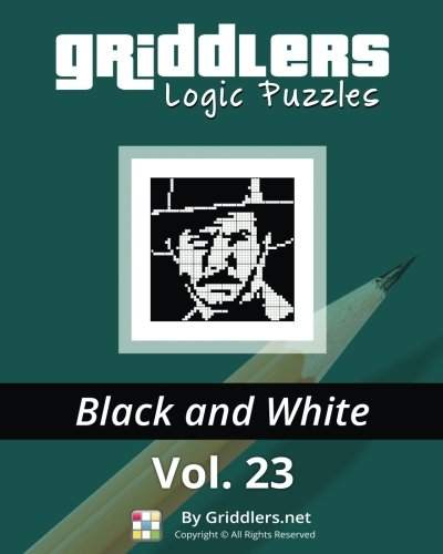 9789657679500: Griddlers Logic Puzzles: Black and White (Volume 23)