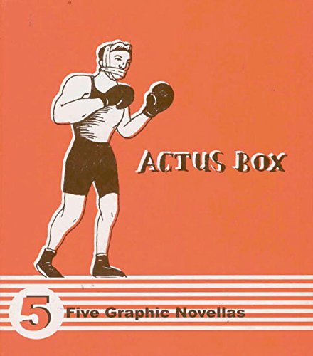 The Actus Box: Five Graphic Novellas