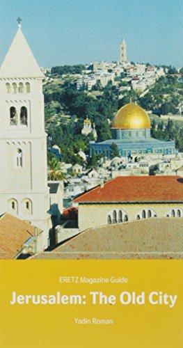9789659079797: Jerusalem: The Old City