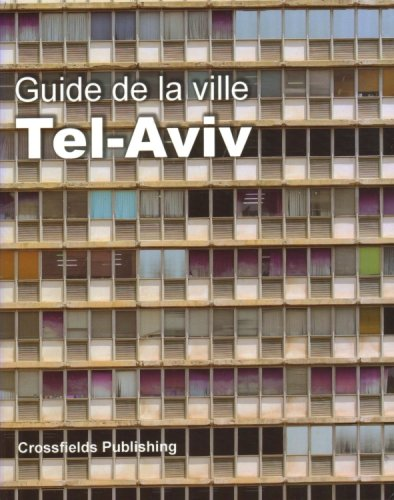 9789659099719: Guide de la ville Tel-Aviv (French Edition)