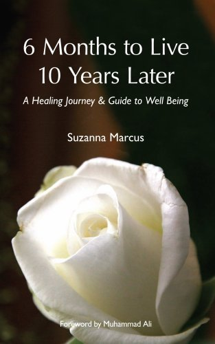 9789659112715: 6 Months to Live 10 Years Later: An Extraordinary Healing Journey & Guide to Well Being