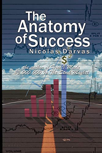 9789659124121: The Anatomy of Success by Nicolas Darvas (the author of How I Made $2,000,000 In The Stock Market)