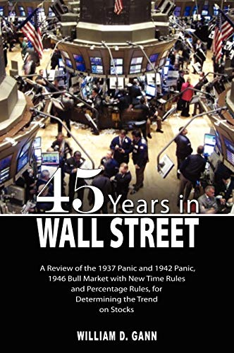 9789659124190: 45 Years in Wall Street