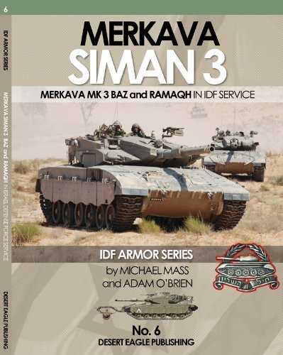 9789659163526: Merkava Siman 3 Ramaqh and 3 Baz