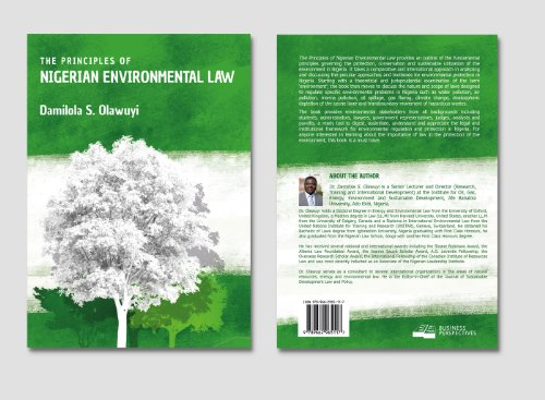 9789662965117: Principles of Nigerian Environmental Law (Environmental Law)