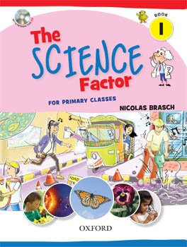 9789664324134: The Science Factor Book 1 + CD