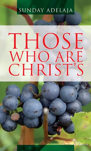 9789664800065: Those Who Are Christ's