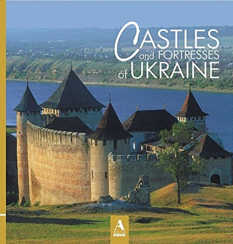 9789668137174: Castles and Fortresses of Ukraine