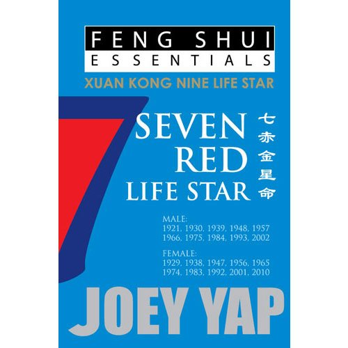 9789670310084: Feng Shui Essentials - 7 Red Life Star