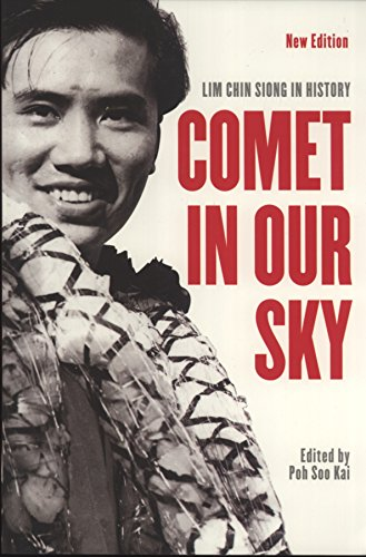 9789670630816: Comet in Our Sky: Lim Chin Siong in History