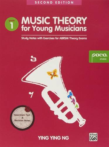 9789671000311: Music Theory For Young Musicians: Grade 1 (Poco Studio Edition)