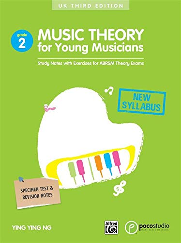 9789671000328: Music Theory for Young Musicians: Study Notes with Exercises for ABRSM Theory Exams (Poco Studio Edition)