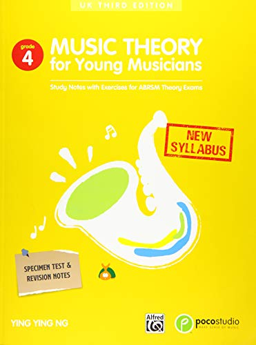 9789671000342: Music Theory For Young Musicians, Grade 4 Revised Edition (Poco Studio Edition)
