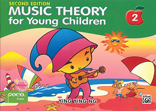 Music Theory for Young Children Book 2 Second Edition (Poco): Ying Ying Ng
