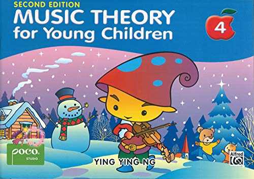 MUSIC THEORY FOR YOUNG CHILDREN BOOK 4: NG, YING YING