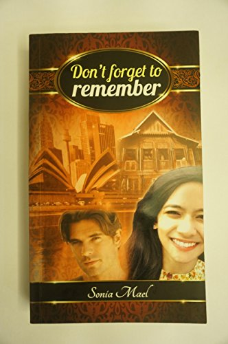 9789671407905: Don't Forget to Remember