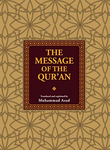 9789675062544: The Message of the Quran