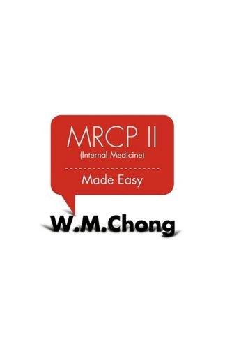 9789675365010: MRCP II (Internal Medicine) Made Easy