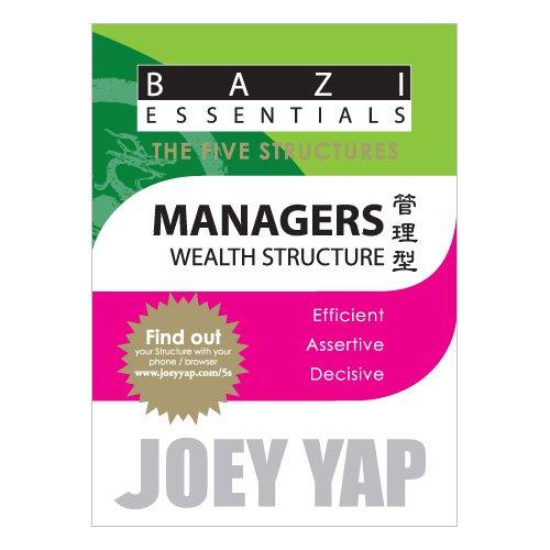 9789675395406: BaZi Essentials -5 Structures: Managers (Wealth Structure)