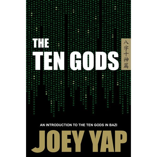 TEN GODS (Hardcover)
