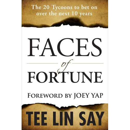 9789675395963: Faces of Fortune-The 20 Tycoons to bet on over the next 10 years