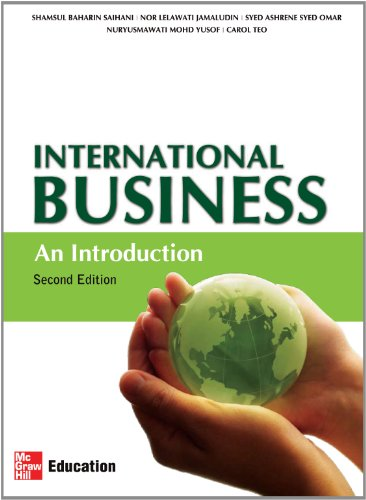 9789675771354: International Business: An Introduction