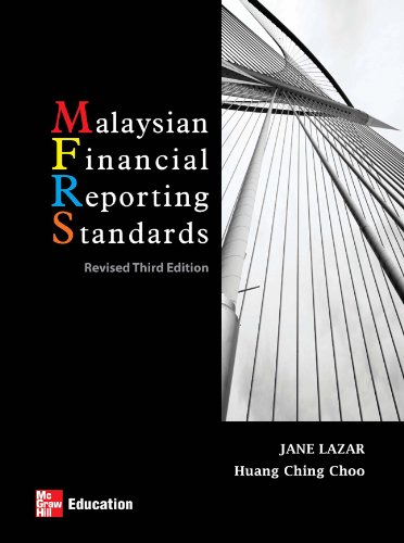 9789675771460: Malaysian Financial Reporting Standards, Revised Third Edition
