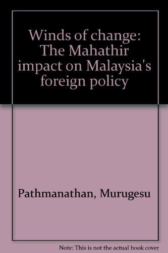 Winds of change: The Mahathir impact on: Murugesu Pathmanathan
