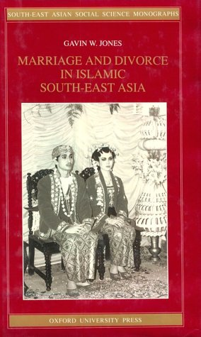 9789676530479: Marriage and Divorce in Islamic South-East Asia (South-East Asian Social Science Monographs)