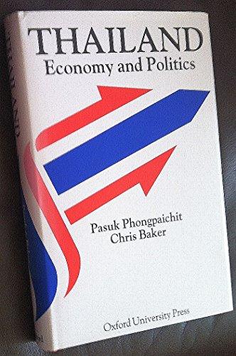 9789676530974: Thailand, Economy and Politics