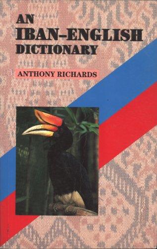 9789676533845: An Iban-English Dictionary