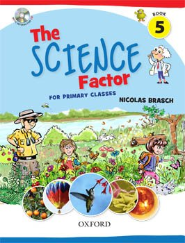 9789676600035: The Science Factor Book 5 + CD