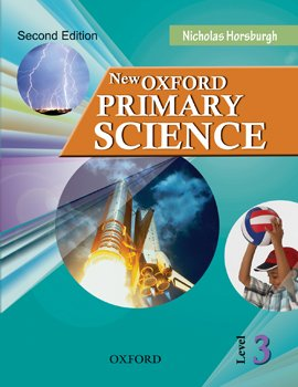 9789677037632: New Oxford Primary Science Book 3