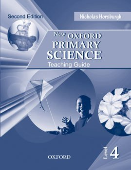 9789678414531: New Oxford Primary Science Teaching Guide 4