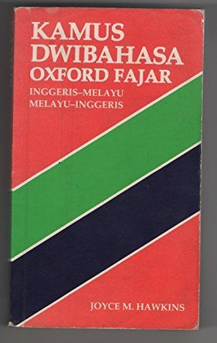 Kamus Dwibahasa Oxford Fajar - Inggeris-Melayu &: Joyce M. Hawkins