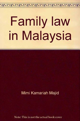 9789679621518: Family law in Malaysia