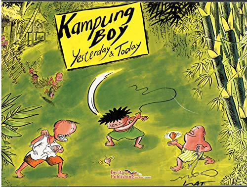 9789679693072: Kampung Boy: Yesterday and Today