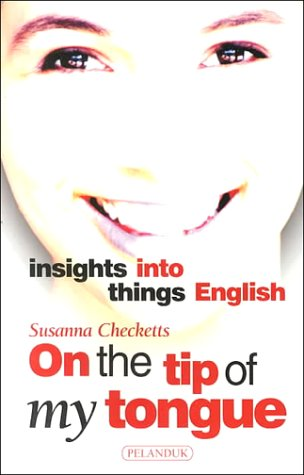On the Tip of My Tongue: Checketts, Susanna