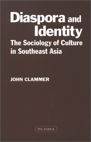 9789679787917: Diaspora & Identity: The Sociology of Culture in Southeast Asia