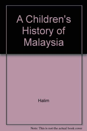 9789679788457: A Children's History of Malaysia