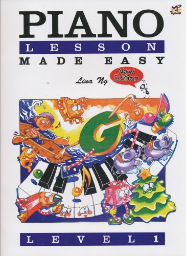 9789679853612: Piano Lessons Made Easy: Level 1