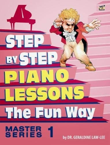 Step By Step Piano Lessons Fun Way Srs1: Law-Lee, Geraldine