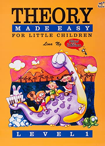 9789679854442: Theory Made Easy for Little Children, Level 1