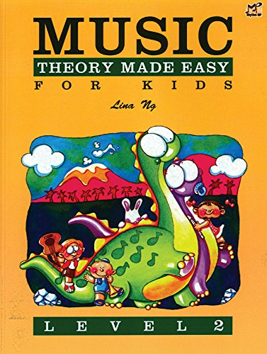 9789679856040: Music Theory Made Easy for Kids, Level 2 (Made Easy (Alfred))