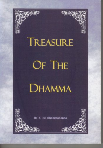 9789679920628: Treasure Of The Dhamma