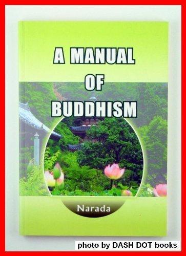 Manual of Buddhism: Narada
