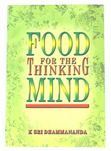 9789679920789: Food for the Thinking Mind