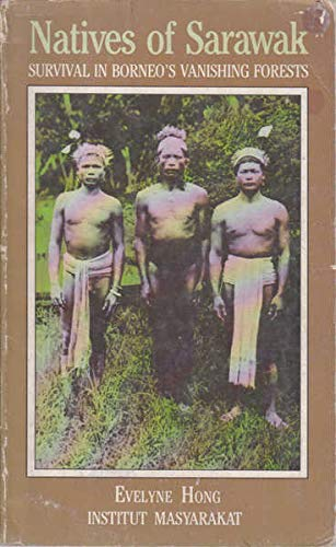 9789679966039: Natives of Sarawak