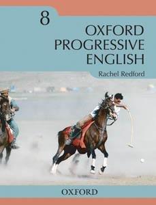 9789680088041: Oxford Progressive English Book 8